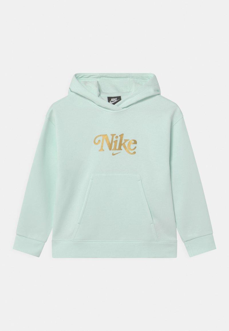 Nike Sportswear - CLUB ENERGY - Sweatshirts - barely green/metallic gold