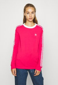 adidas Originals - Topper langermet - power pink/white - 0