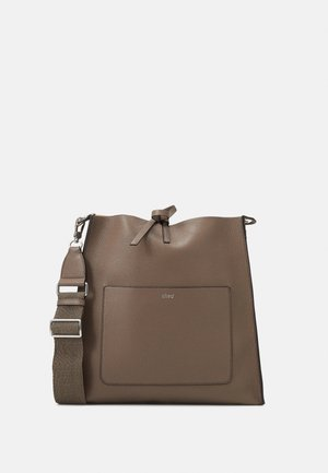 RAQUEL BIG SET - Handbag - taupe