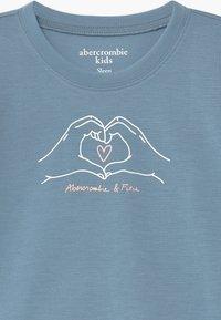 Abercrombie & Fitch - SLEEP SET  - Pyžamová sada - blue - 3