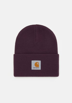 WATCH HAT UNISEX - Beanie - boysenberry
