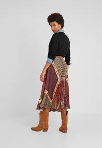 Polo Ralph Lauren - A-line skirt - multi - 2