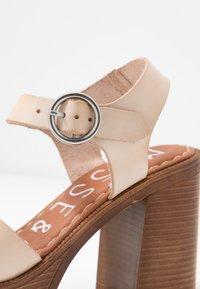 Musse & Cloud - UMA - High heeled sandals - beige - 2