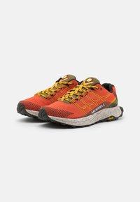 Merrell - MOAB FLIGHT - Trail running shoes - tangerine - 1