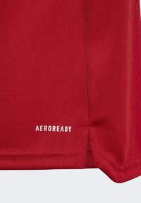 adidas Performance - CONDIVO 20 PRIMEGREEN TRACK - Long sleeved top - red - 5