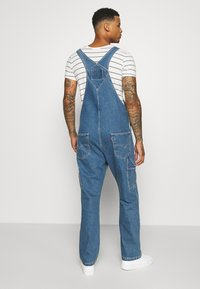 Levi's® - RT OVERALL UNISEX - Dungarees - overall stonewash - 2