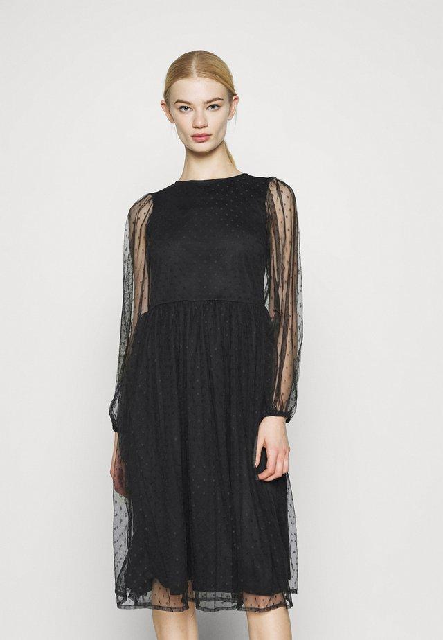 YASLISSO MIDI DRESS - Vestito estivo - black