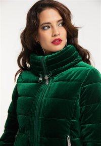 faina - Winter jacket - smaragd - 3