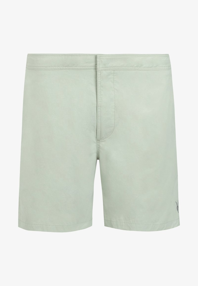 AllSaints - WARDEN  - Shorts - green