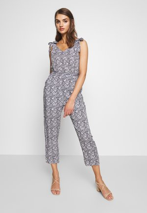 JUMPSUIT - Overal - navy