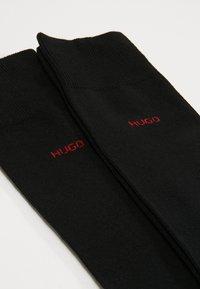 HUGO - 2 PACK - Socks - black - 2