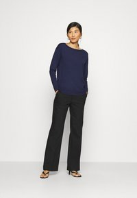 Sisley - Jumper - dark blue - 1