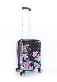 ELLE - FLOWER - Wheeled suitcase - schwarz - 2