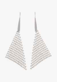 Swarovski - FIT - Kolczyki - silver-coloured - 3