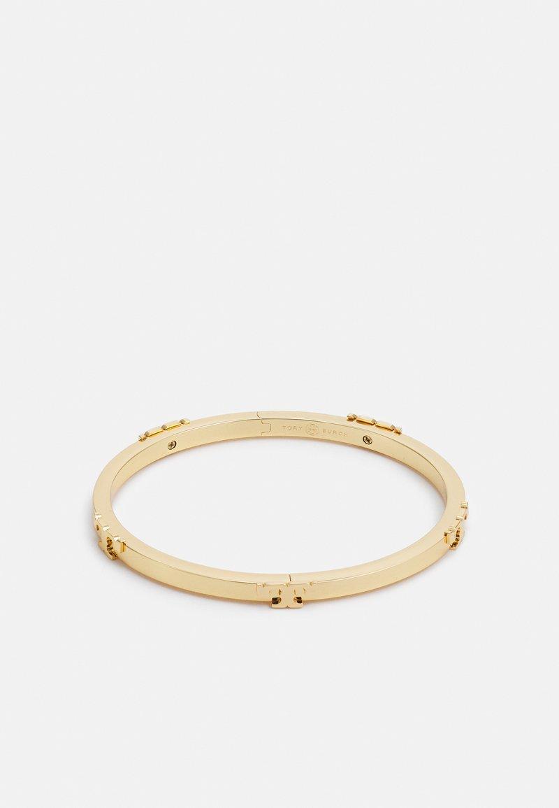 Tory Burch - SERIF STACKABLE BRACELET - Bracelet - gold-coloured
