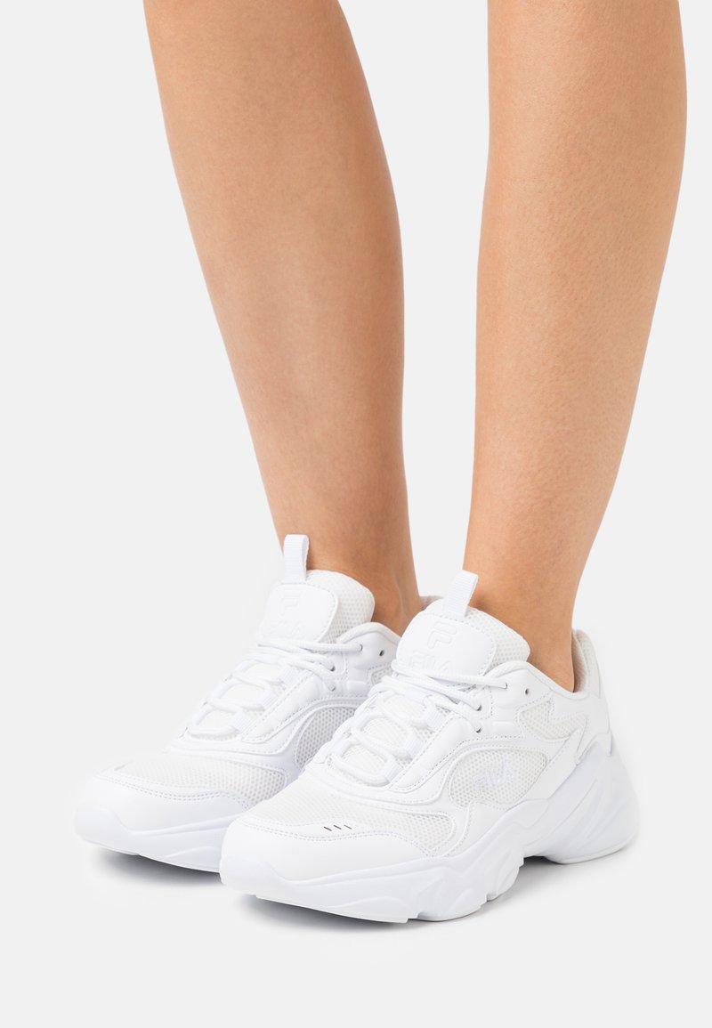 Fila - COLLENE - Trainers - white