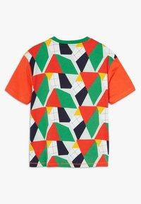O'Neill - BOXY - T-shirt print - green/yellow - 2