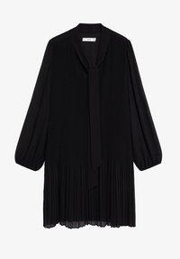 Mango - LACITO - Day dress - black - 6