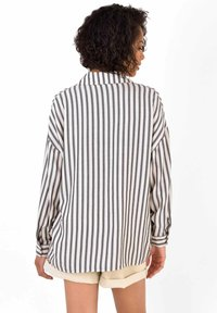 Ro&Zo - Button-down blouse - black - 2