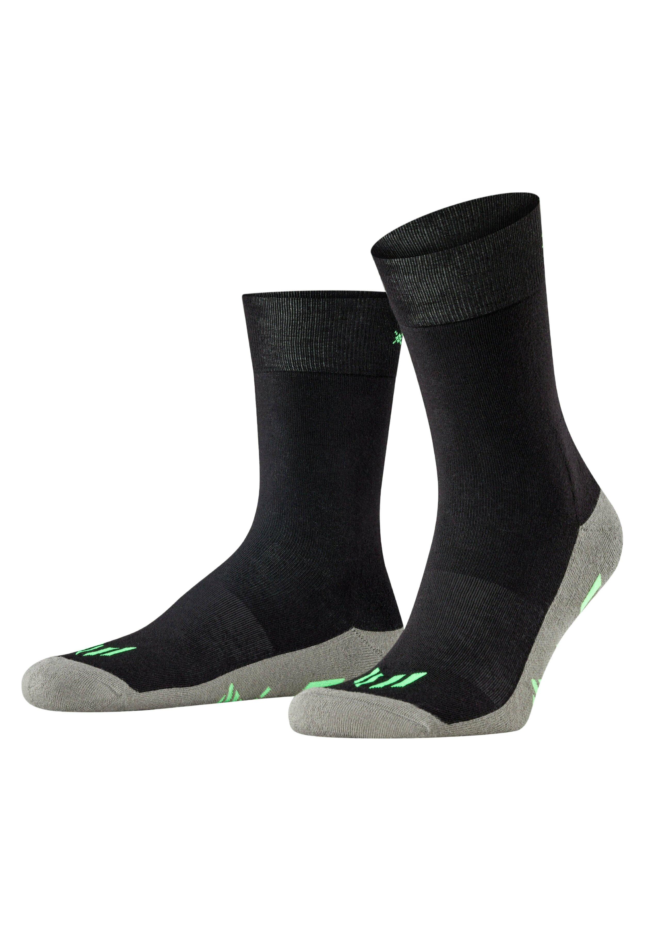 Femme RUNNING - Chaussettes de sport - black