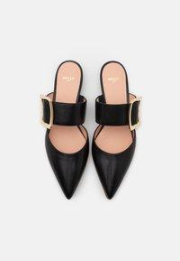 Bally - JEMINA FLAT - Pantofle - black - 4