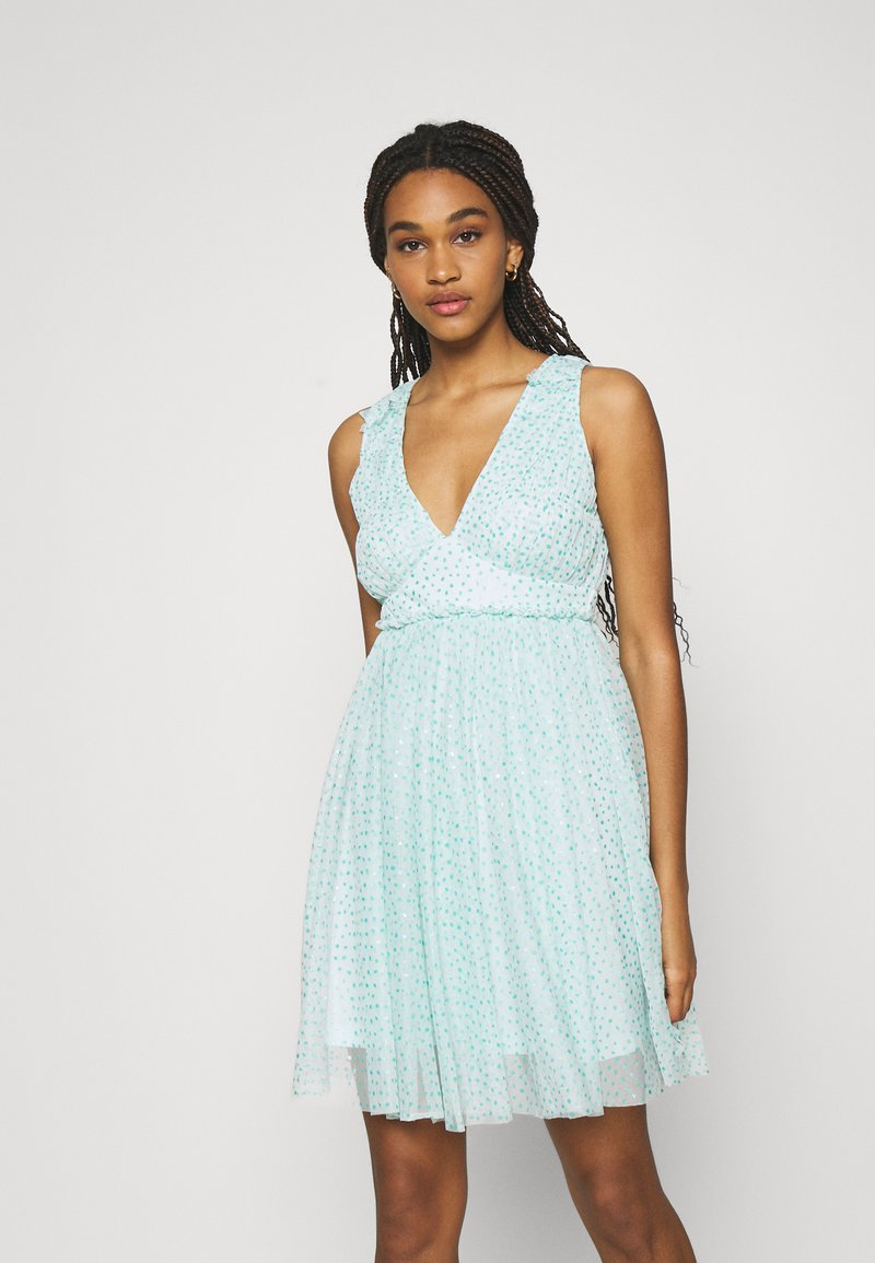 Lace & Beads - JESSICA MINI - Cocktail dress / Party dress - mint