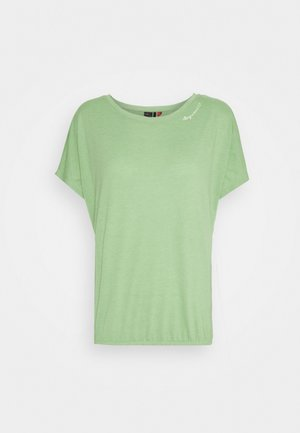 PECORI - T-shirt print - green