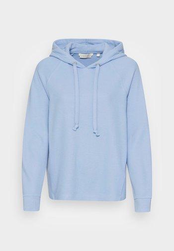 BRUSHED  HOODIE - Jumper - bel air blue