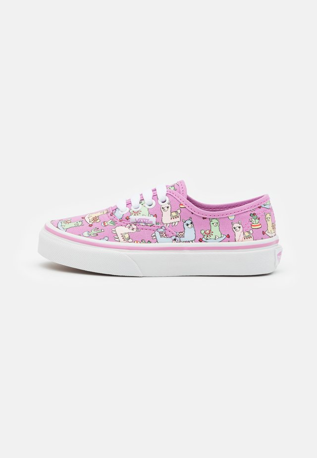 AUTHENTIC - Sneakers laag - orchid/true white