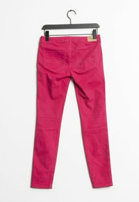 Abercrombie & Fitch - Trousers - pink - 1