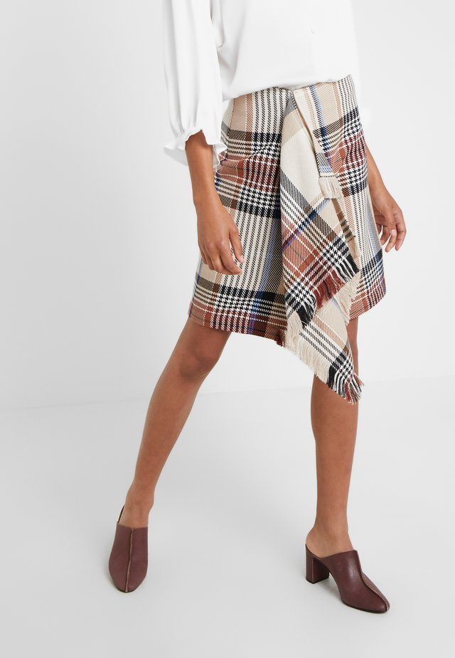 PENELOPE SKIRT - Spódnica trapezowa - multi colour