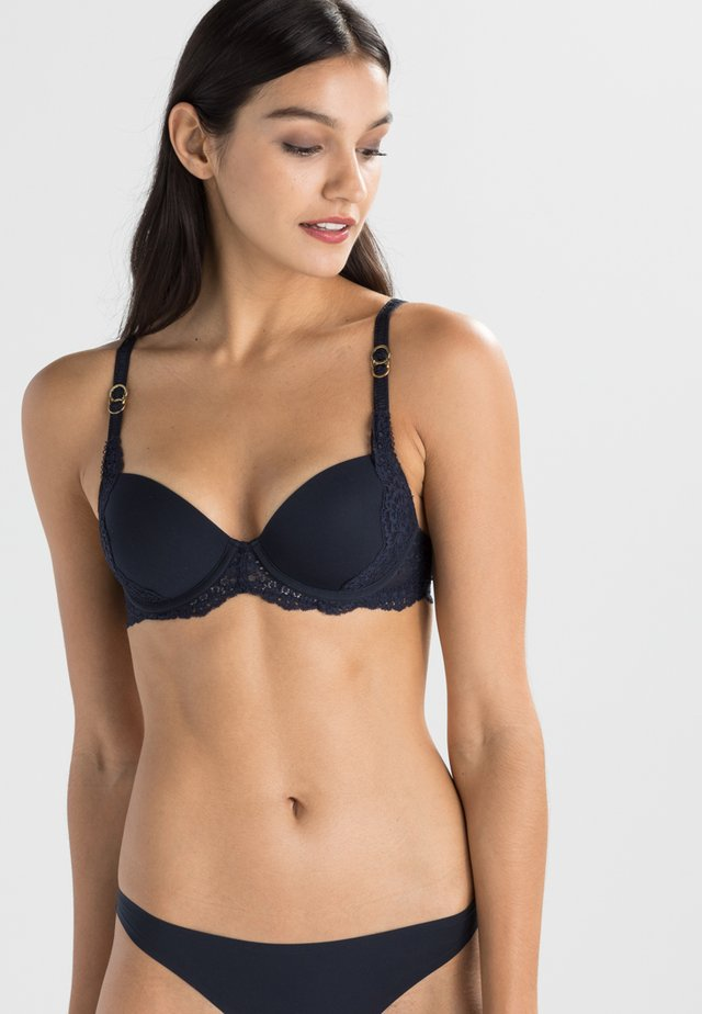 NEW STELLA CONTOUR PLUNGE BRA - Push-up podprsenka - night sky