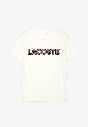 TF8698 - Print T-shirt - white