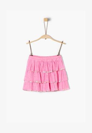 A-line skirt - pink