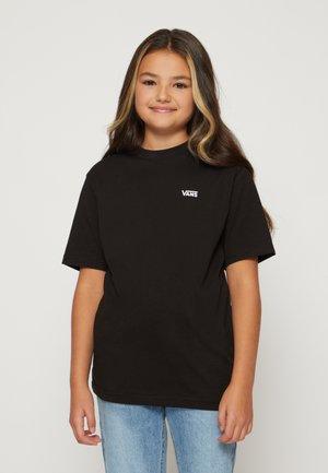 BY LEFT CHEST TEE BOYS - T-shirt basic - black