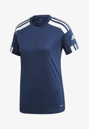 SQUADRA 21 - Print T-shirt - team navy blue/white