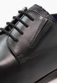 Bugatti - Smart lace-ups - black
