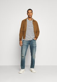 G-Star - ALUM RELAXED TAPERED ORIGINALS - Relaxed fit jeans - kir denim - 1