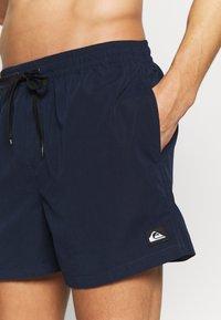 Quiksilver - Shorts da mare - navy blazer - 4