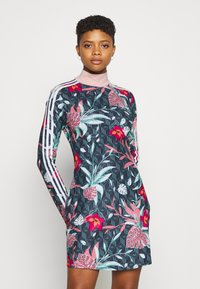 adidas Originals - DRESS - Jersey dress - multicolor - 3