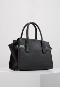 MICHAEL Michael Kors - FLAP SATCHEL - Handbag - black - 2