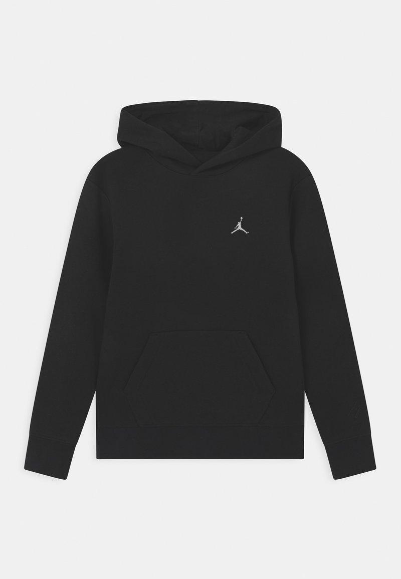 Jordan - JUMPMAN HOODIE - Jersey con capucha - black