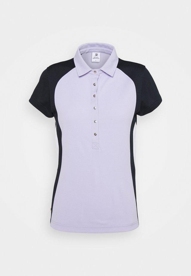 ZENIA CAP  - Polo shirt - salvia