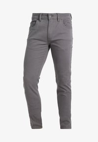DRAKE - Spodnie materiałowe - mid grey