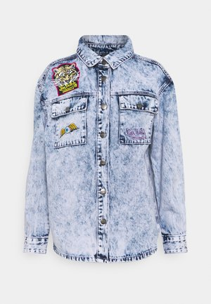 SENECA - Denim jacket - lavender