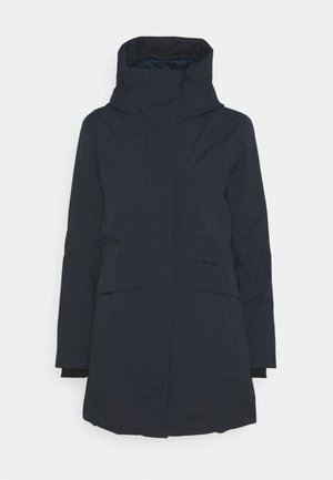 CAJSA WOMENS - Outdoorová bunda - dark night blue