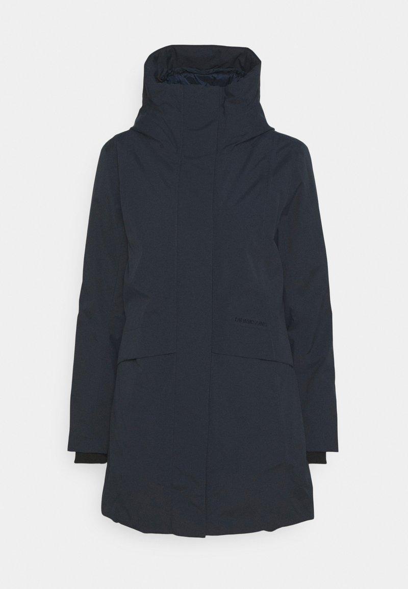 Didriksons - CAJSA WOMENS - Outdoor jacket - dark night blue
