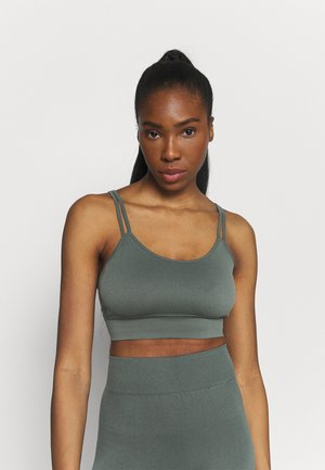 SEAMLESS SET - Linne - green