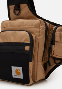 Carhartt WIP - DELTA SHOULDER BAG UNISEX - Vyölaukku - dustyq brown - 4