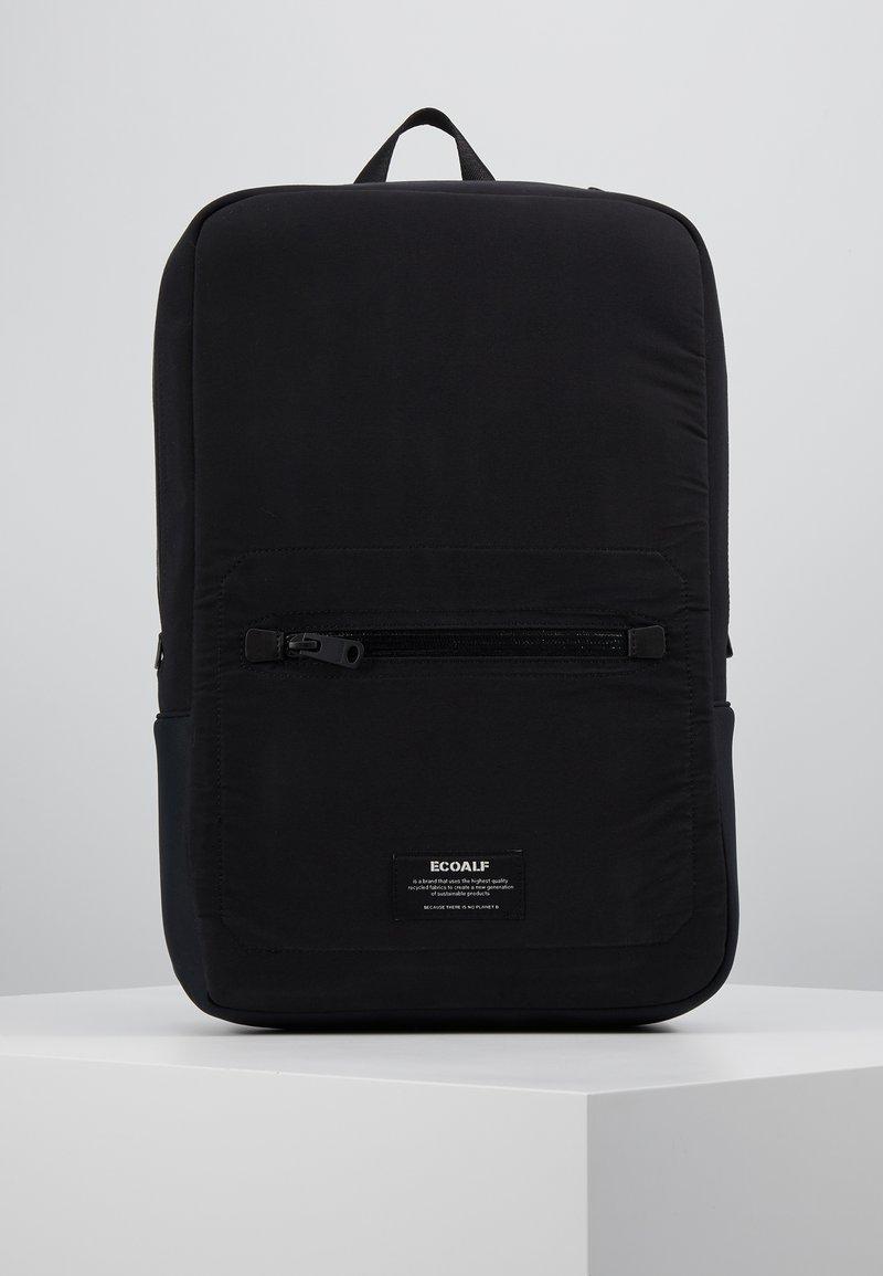 Ecoalf - SIMPLY TECH BACKPACK - Batoh - black